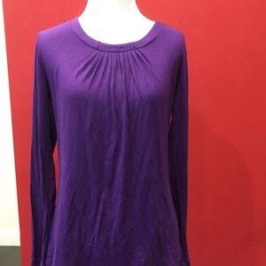 EUC Soft Purple Shirt